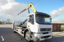 Camión caja abierta Volvo FE 260