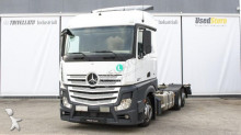 camion Mercedes ACTROS25.42 L LOW MOTRICE