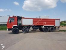Volvo wildland fire engine truck