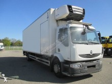 Renault multi temperature refrigerated truck