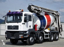 MAN concrete mixer truck