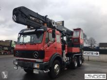 Mercedes 2633K V8 - German Truck - Crane MKG