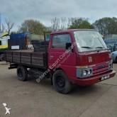 Nissan dropside truck