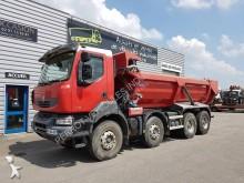 Renault half-pipe tipper truck