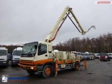 Isuzu CVR80K concrete pump 19 m truck