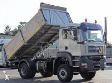 MAN TGA - 18.400 / / 3 STRONNA WYWROTKA / truck
