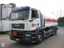 MAN chemical tanker truck