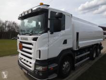 camión cisterna productos químicos Scania