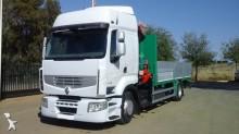 Camión caja abierta Renault Premium 450