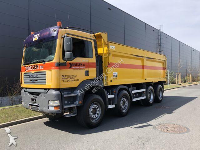 Camion ribaltabili nordrhein westfalen 78 annunci di for Rimorchi ribaltabili trilaterali usati