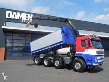 Terberg two-way side tipper truck