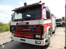 camion camion-cisterna incendi forestali Scania