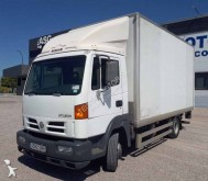 Camión furgón caja polyfond Nissan Atleon 140.8
