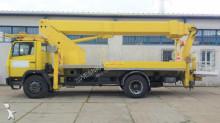 Kamaz aerial platform truck