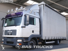 MAN tautliner truck