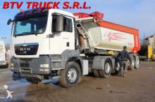 MAN TGS TGS 33 480 TRAT. MEZZO D'OPERA 6X4+VASCA MINERVA truck