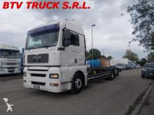 MAN TGA TGA 26 350 CON IMPIANTO CASSE MOBILI truck