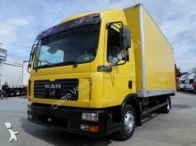 Camión furgón MAN TGL 8.180