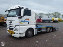 MAN car carrier truck
