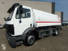 camion Mercedes 1620 + 11.500 LITER + PUMP + perfect status