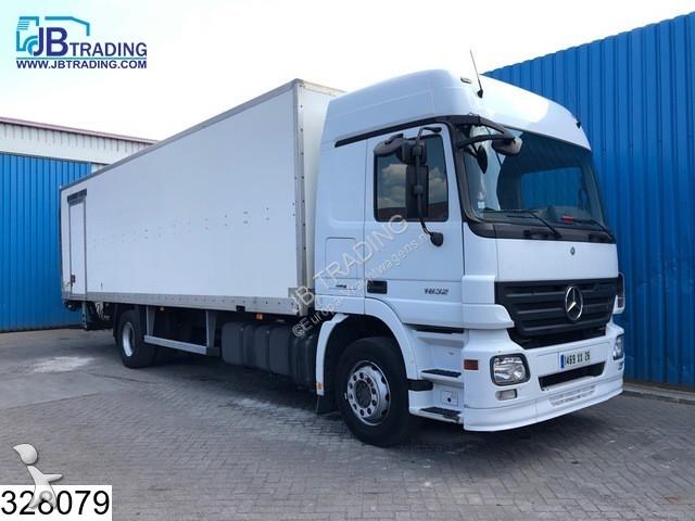 Camion Mercedes