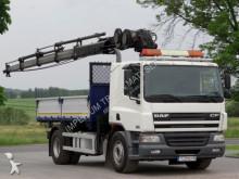 DAF CF - 75.310 / / WYWROTKA 3 STR + HDS HIAB 144E truck