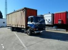 DAF tarp truck