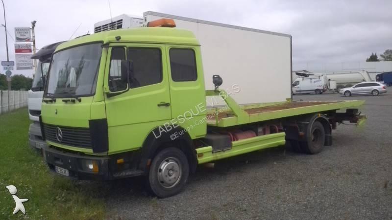 camion mercedes 814 14 annonces de camion mercedes 814 occasion. Black Bedroom Furniture Sets. Home Design Ideas