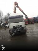 MAN timber truck