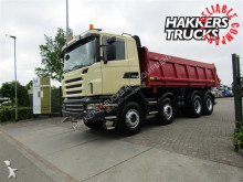 Scania tipper truck