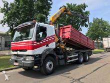 Renault 420 DCI Tipper/Crane