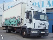 Camión furgón Iveco Eurocargo ML 120 E 18