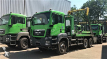 MAN TGS 33.320 truck