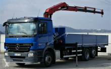 Mercedes Actros 2536 Pritsche 7,50m + KRAN*Top Zustand! truck