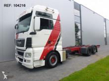 MAN TGX - 26.540 XXL EURO 5 RETARDER truck
