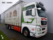 MAN - TGX26.480 STEERING AXLE EURO 5 truck