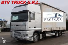 DAF XF XF 95 430 MOTRICE PORTA CASSE MOBILI + CASSA CENT truck