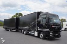 MAN TGX - / 26.440 / XXL / E 6 / ZESTAW PRZEJAZDOWY 120 + remorque truck
