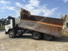Volvo half-pipe tipper truck