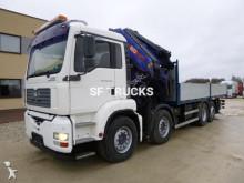 MAN TGA 35.430 truck