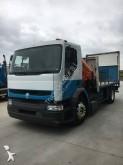 Camión caja abierta Renault Kerax 300