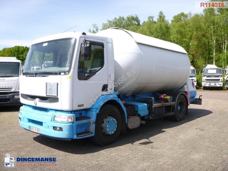 Voir les photos Camion Renault Premium 270.19