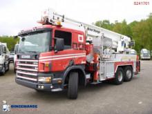 Scania aerial platform truck