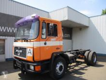 camião MAN 17 - 232 , ZF