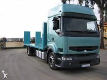 Camión portamáquinas Renault Premium