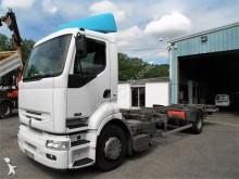camião porta contentores Renault