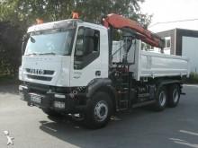 camion benă bilaterala Iveco