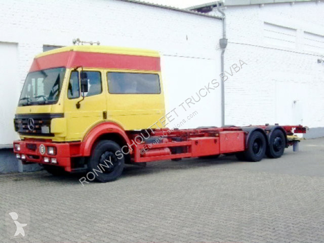 Camion Mercedes 2531L 6x2 2531L 6x2, Fahrgestell NSW