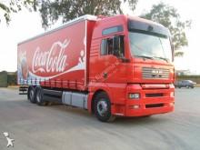 Camión lona corredera (tautliner) MAN TGA 26.460