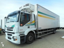 used mono temperature refrigerated truck